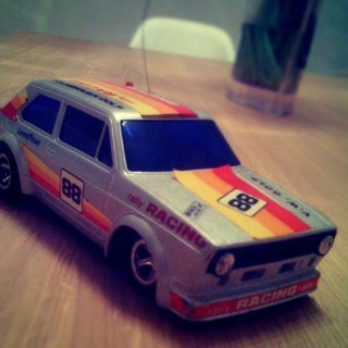 Mk1 Golf Remote Control Car