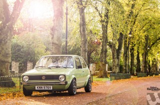 MK1 Golf LHD 1979 - Adam Kennedy